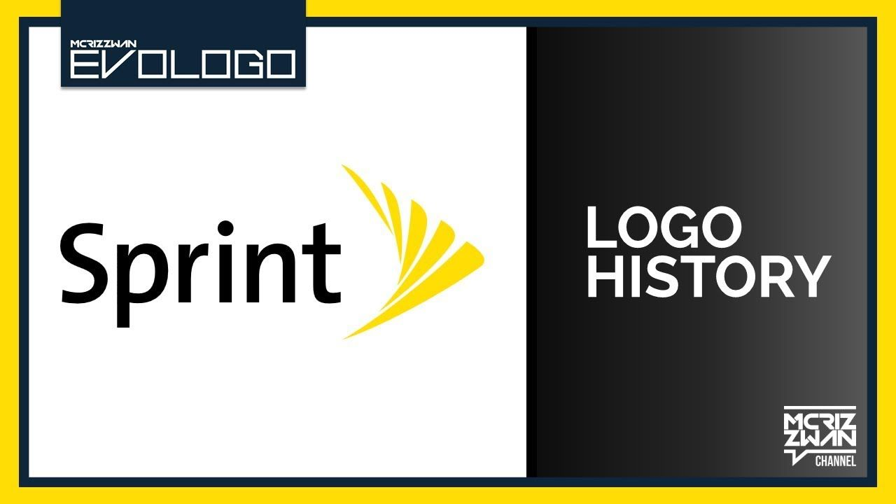 Sprint Logo - Sprint Logo History | Evologo [Evolution of Logo] - YouTube