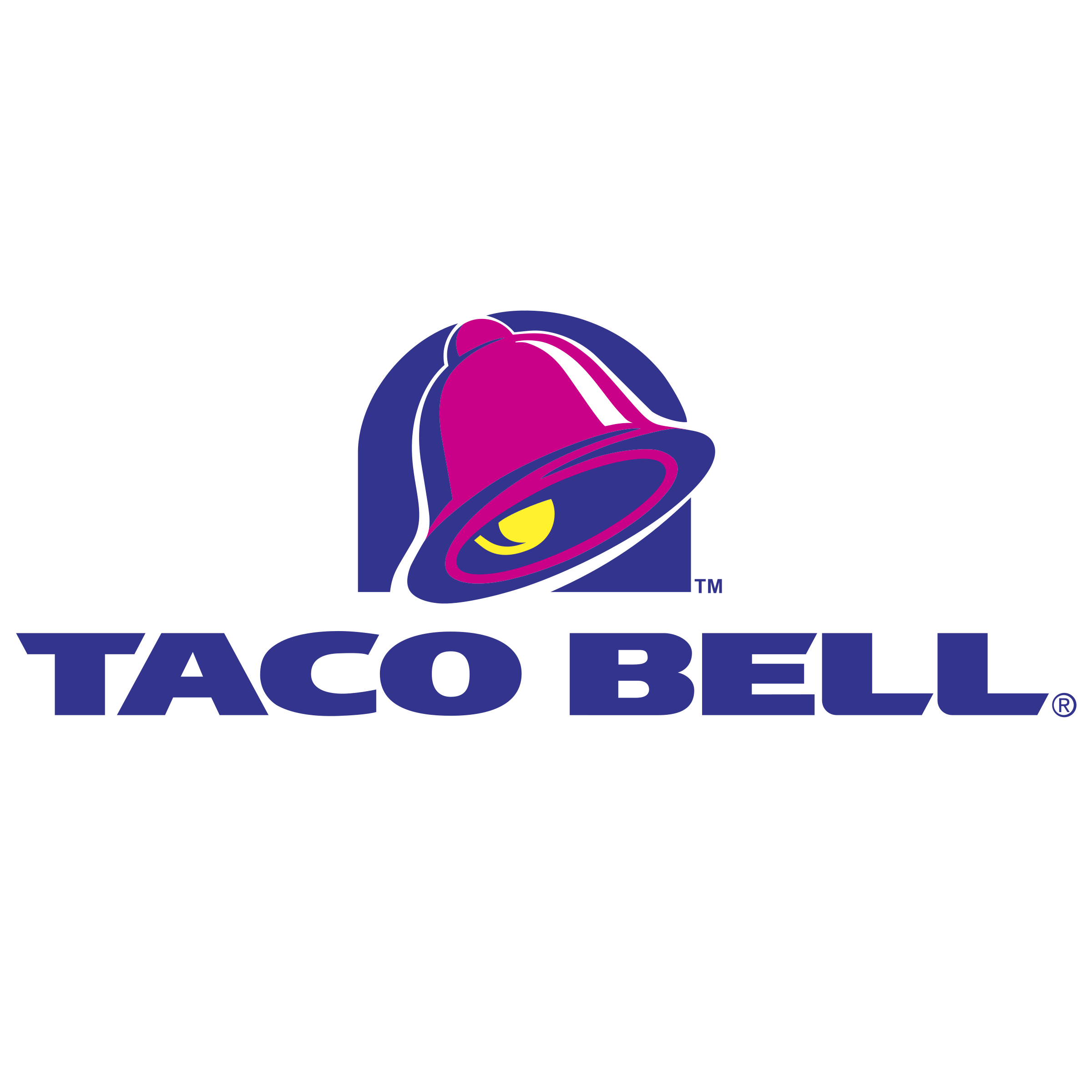 Taco Bell Logo - Taco Bell Logo PNG Transparent & SVG Vector - Freebie Supply