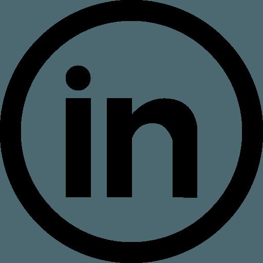 Linkedin Circle Logo Logodix