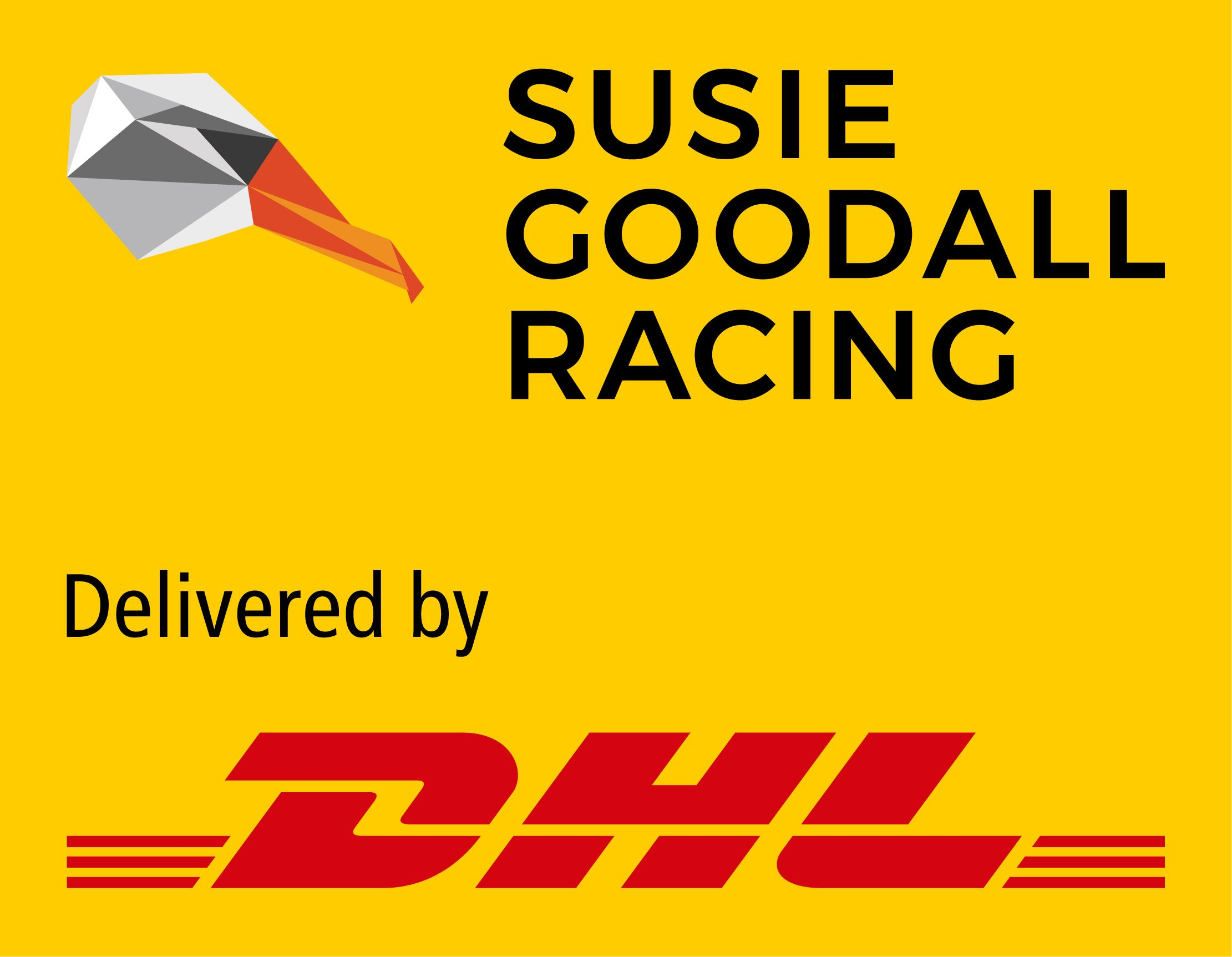 DHL Logo - Susie Goodall secures DHL as primary sponsor - Golden Globe Race