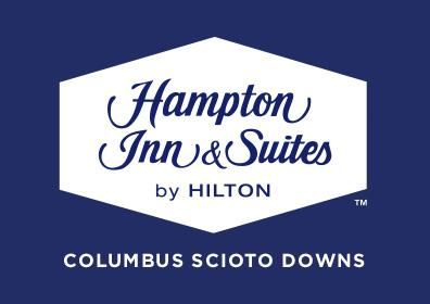 Hampton Inn Logo - Columbus Racino | Horse Racing & Gaming | Eldorado Gaming Scioto Downs