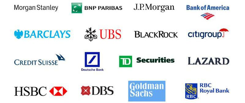 Investment Banking Logo - LogoDix