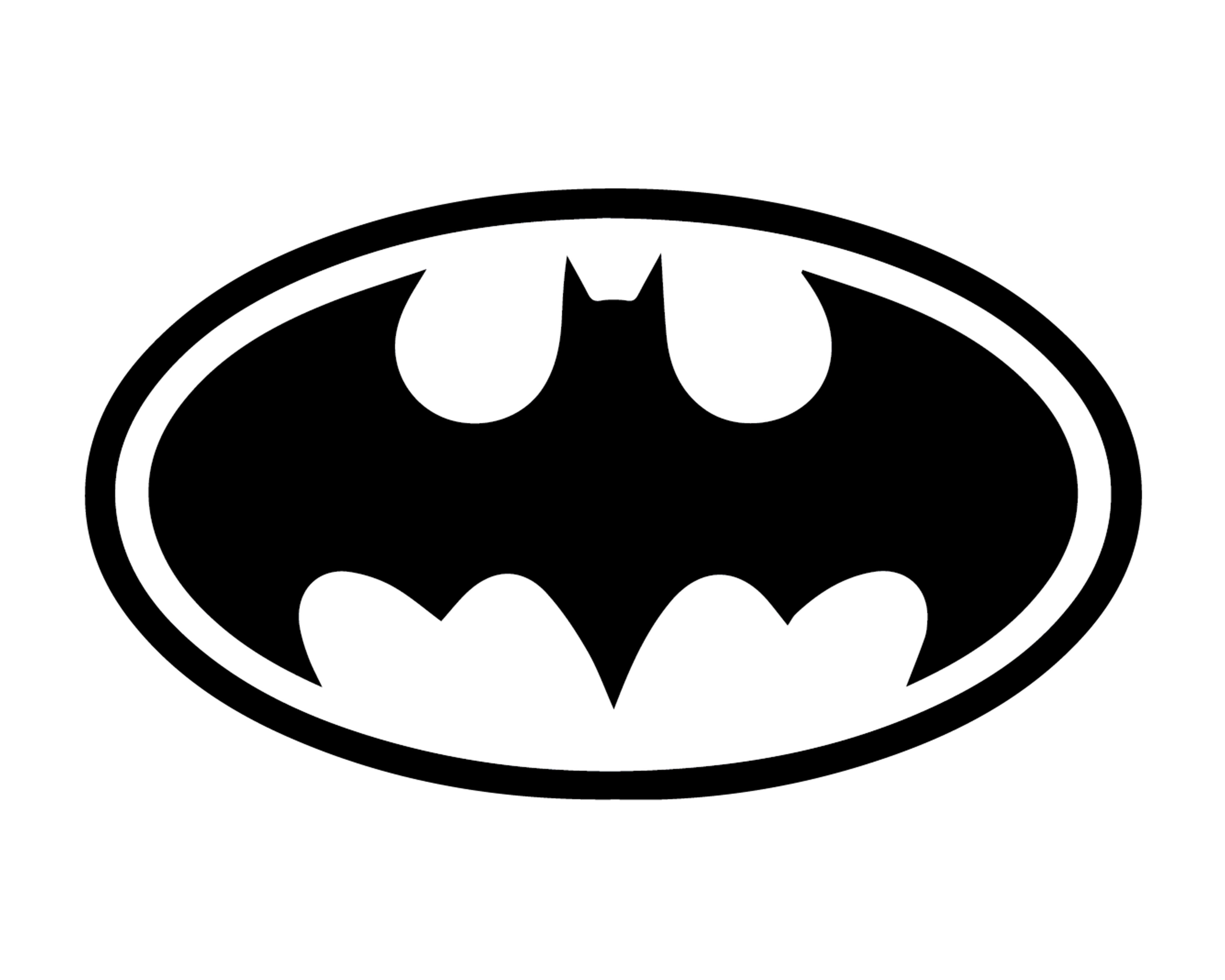 Batman Logo - BATMAN LOGO VINYL PAINTING STENCIL SIZE PACK *HIGH QUALITY* – ONE15