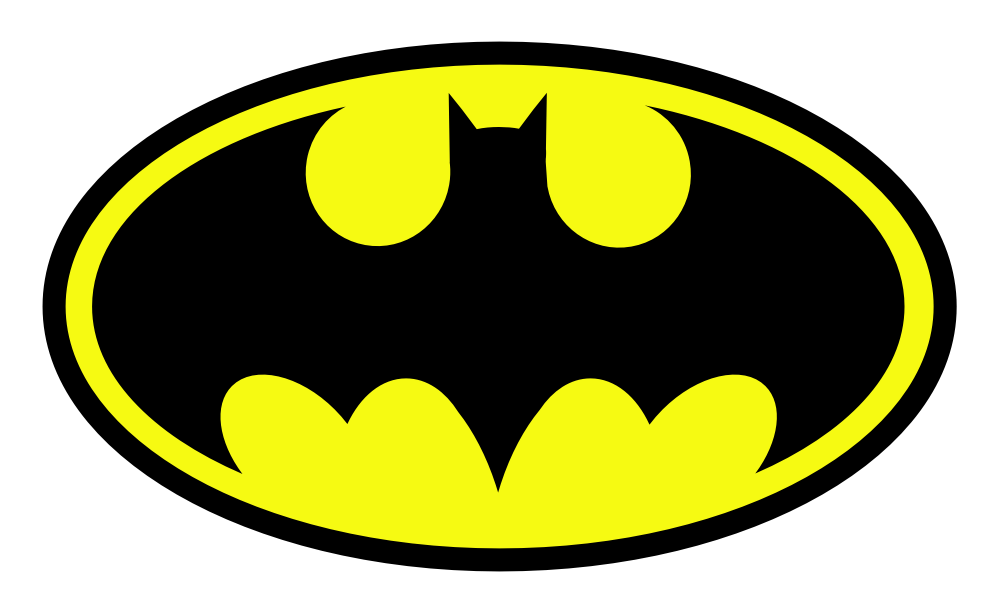 Batman Logo - Acorn: Batman Logo