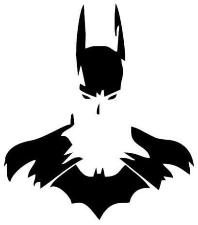 Batman Logo - Reflective Batman logo car stickers | Souq - UAE
