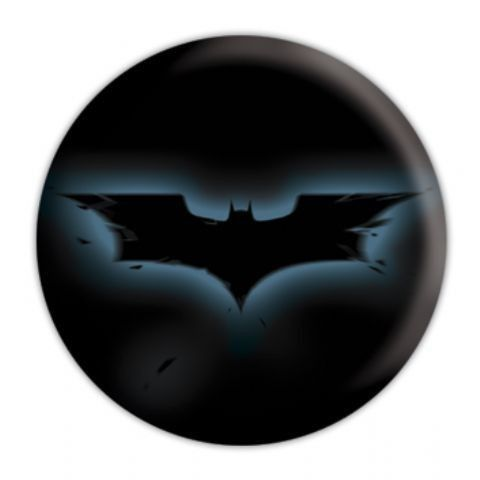 Batman Logo - BATMAN - logo Badge | Button | Sold at Abposters.com