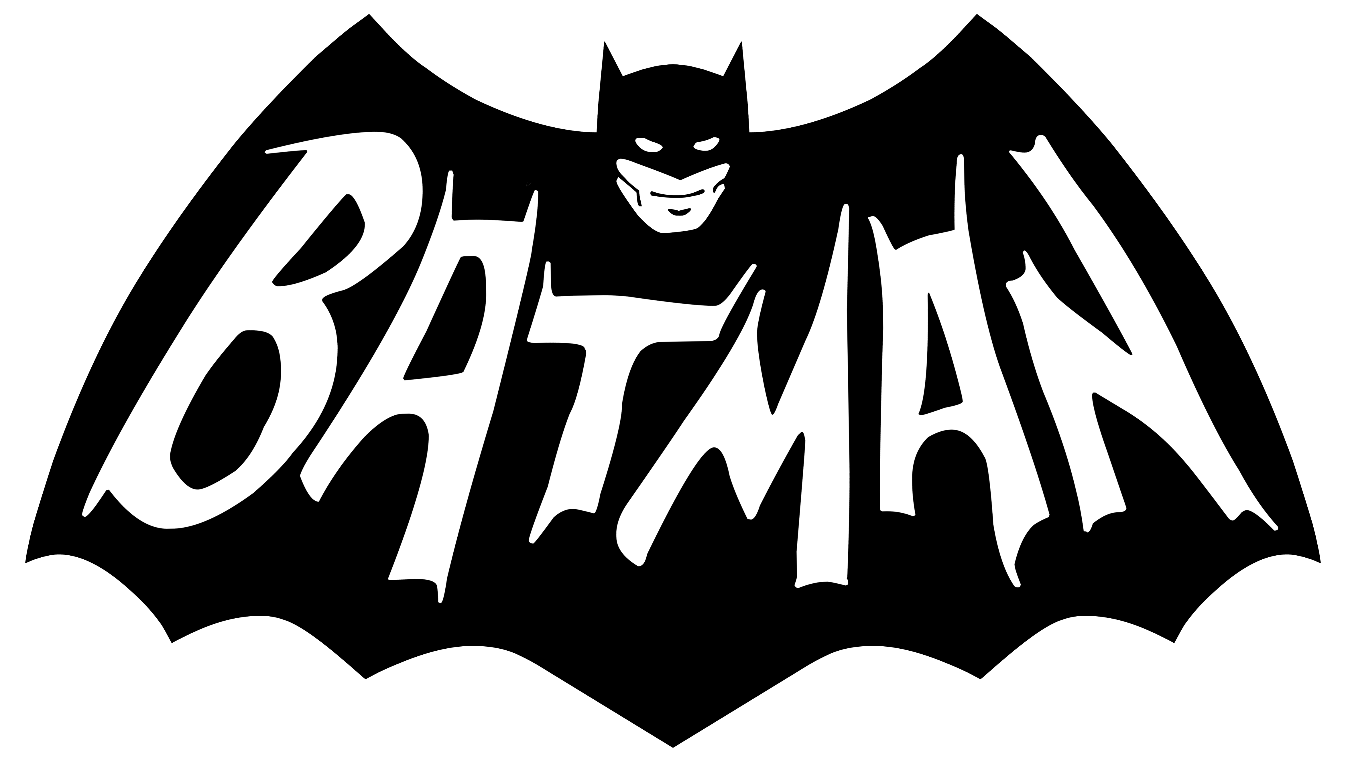 Batman Logo - Batman Logo (TV Series 1966-1968) by JAMESNG8 on DeviantArt | 1968 ...