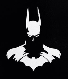 Batman Logo - 2 Batman Dark Knight Silhouette DC Comics 5
