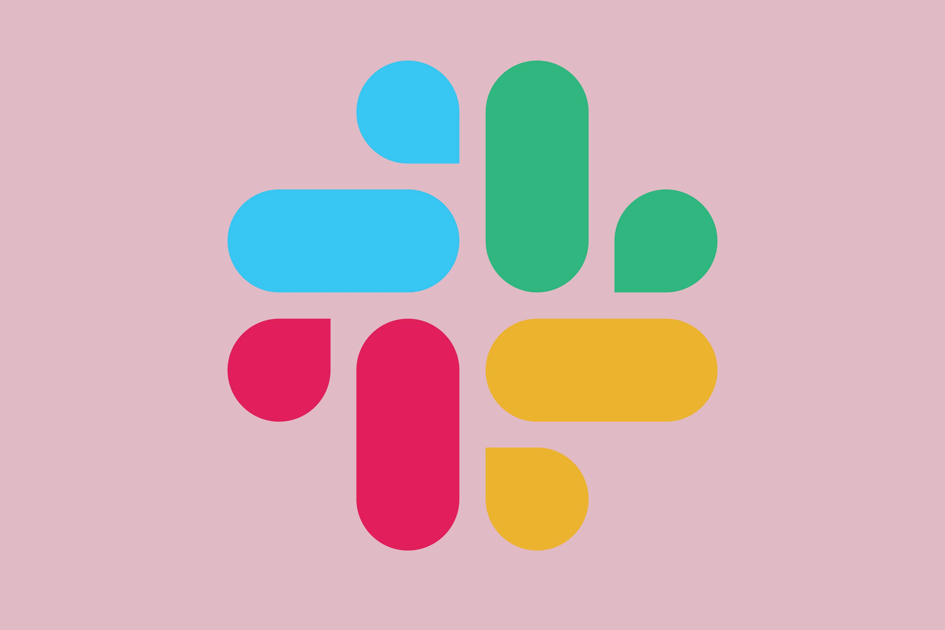 Slack Logo - At least Slack's new logo doesn't look like artful genitals | WIRED UK
