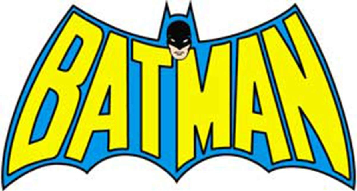 Batman Logo - Amazon.com: Licenses Products DC Comics Originals Batman Logo ...