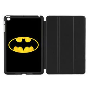 Batman Logo - Batman Logo Funny Smart Case For Apple iPad Mini 1 2 3 4 Air | eBay