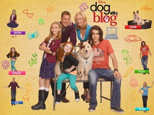 Dog With A Blog Disney Channel Logo Logodix