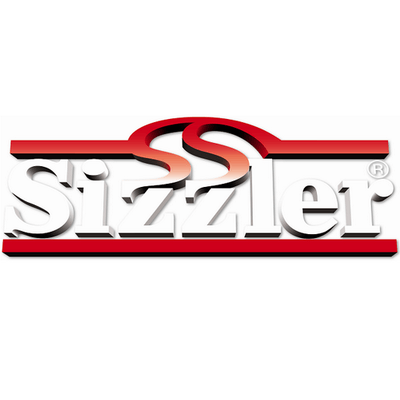 Image result for sizzler's logo
