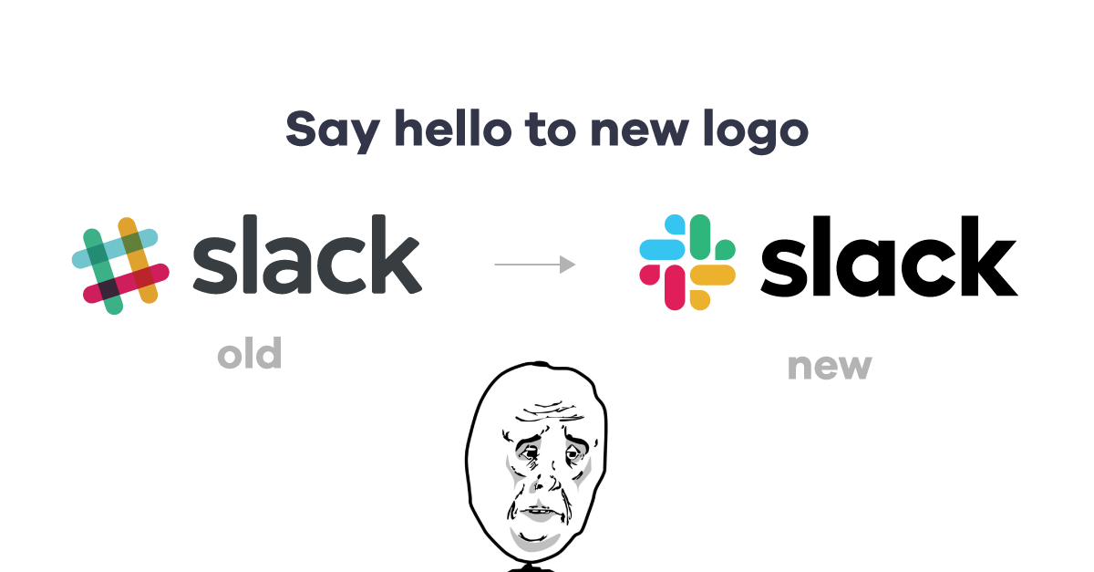 Slack Logo - How slack could avoid logo reception failure, or: how to test your ...