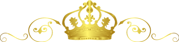 Yellow Gold Crown Logo - Online Gold crown logo design - Free crown Logo Maker