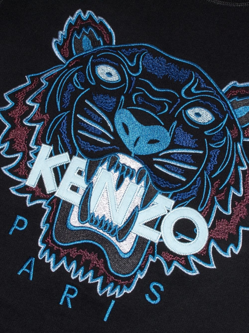 Kenzo Logo - Mens Kenzo Sweater | Shop Now For Spring Summer '16 Kenzo | Essential