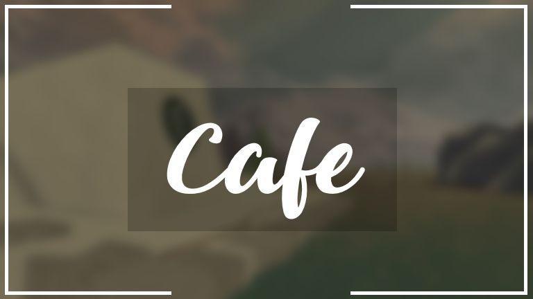 Roblox Cafe Logo Logodix - coco cafe roblox
