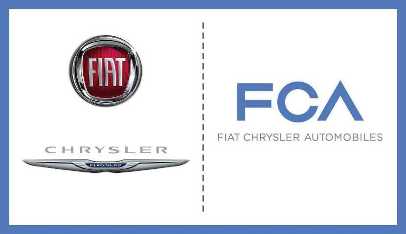 FCA Logo - FCA is committed to $ 1 billion in two US plants