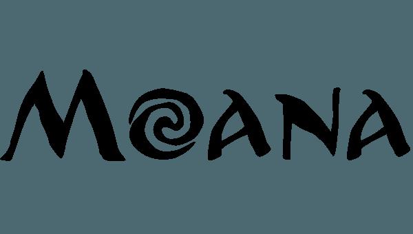 Moana Movie Logo - LogoDix