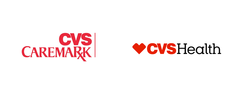 CVS Logo - Brand New: New Name and Logo for CVS Health by Siegel+Gale
