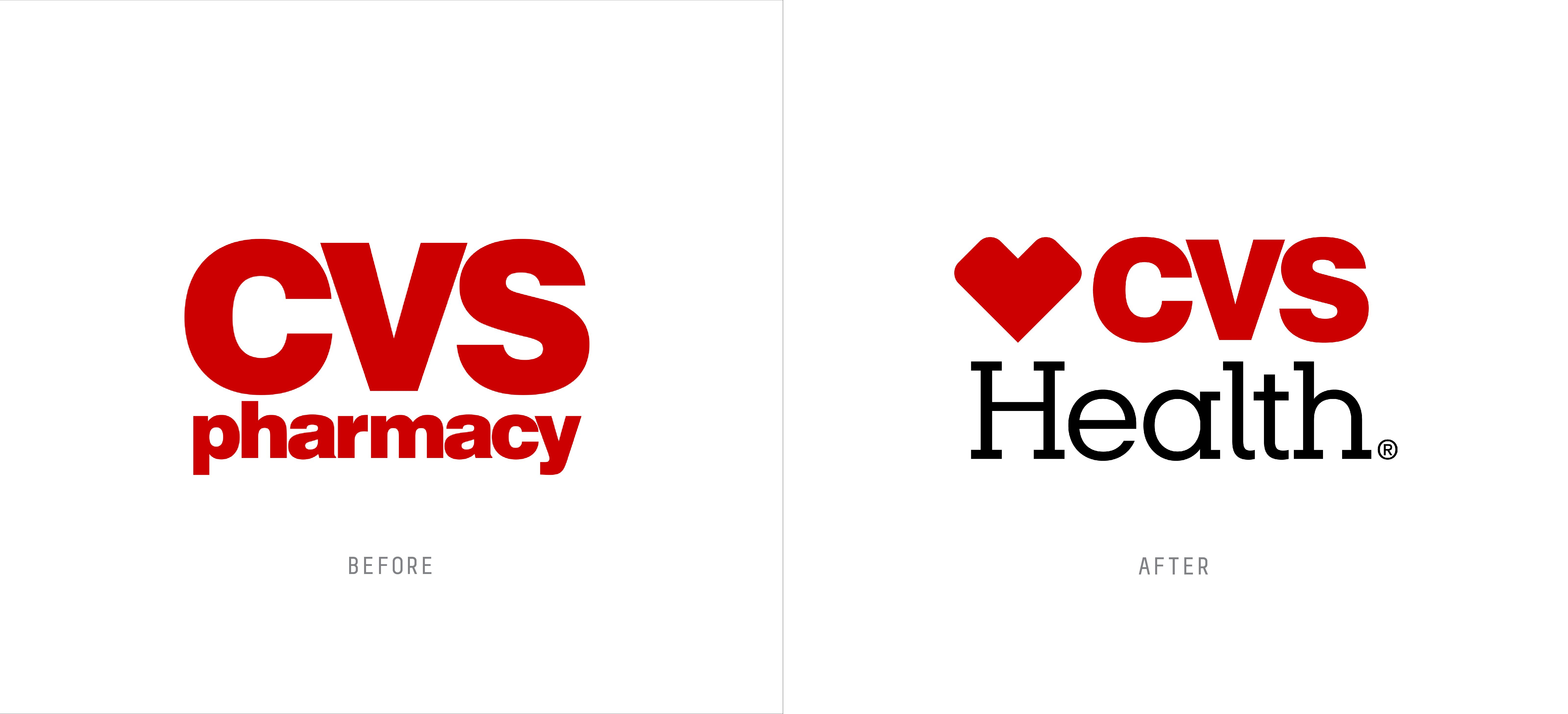 CVS Logo - Healthcare Rebranding: 6 Success Stories and 3 Cautionary Tales
