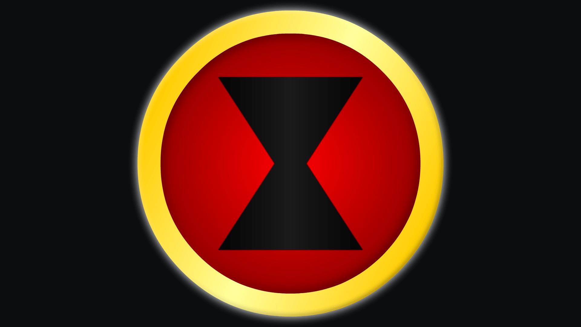 Black Widow Logo Logodix