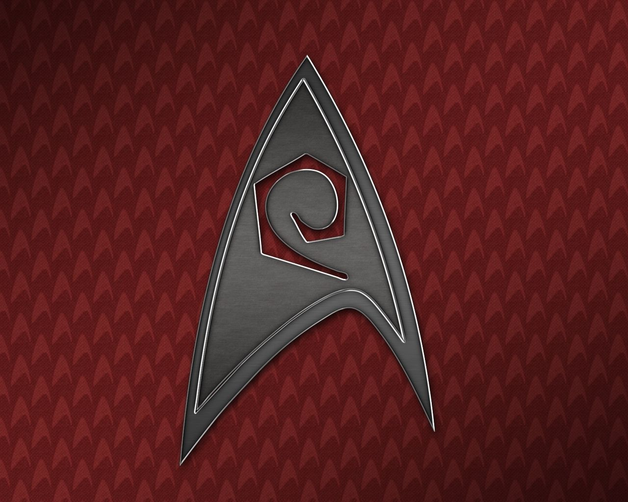 Red Star Trek Logo Logodix