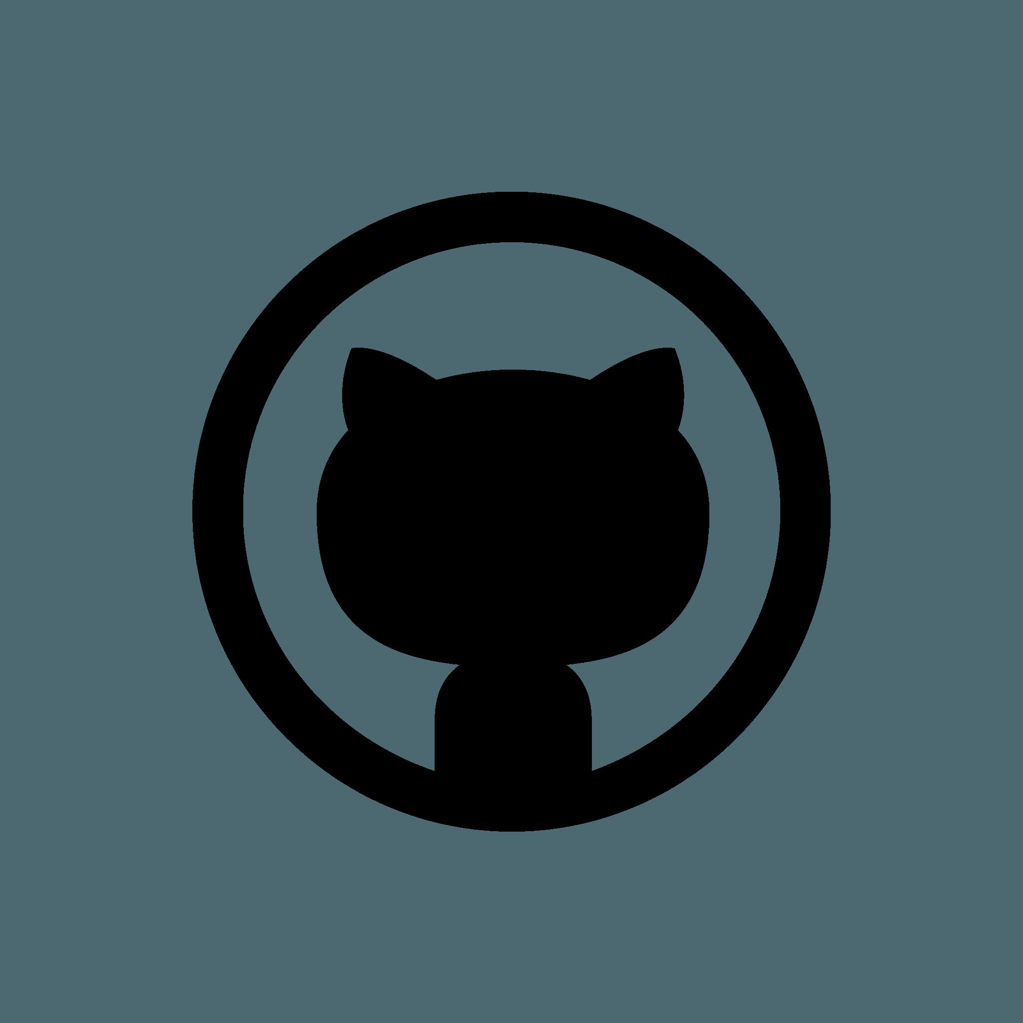 Official Github Logo - LogoDix