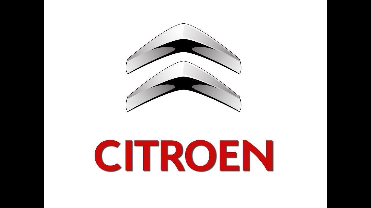 Citroen Logo - Citroen logo tutorial - YouTube