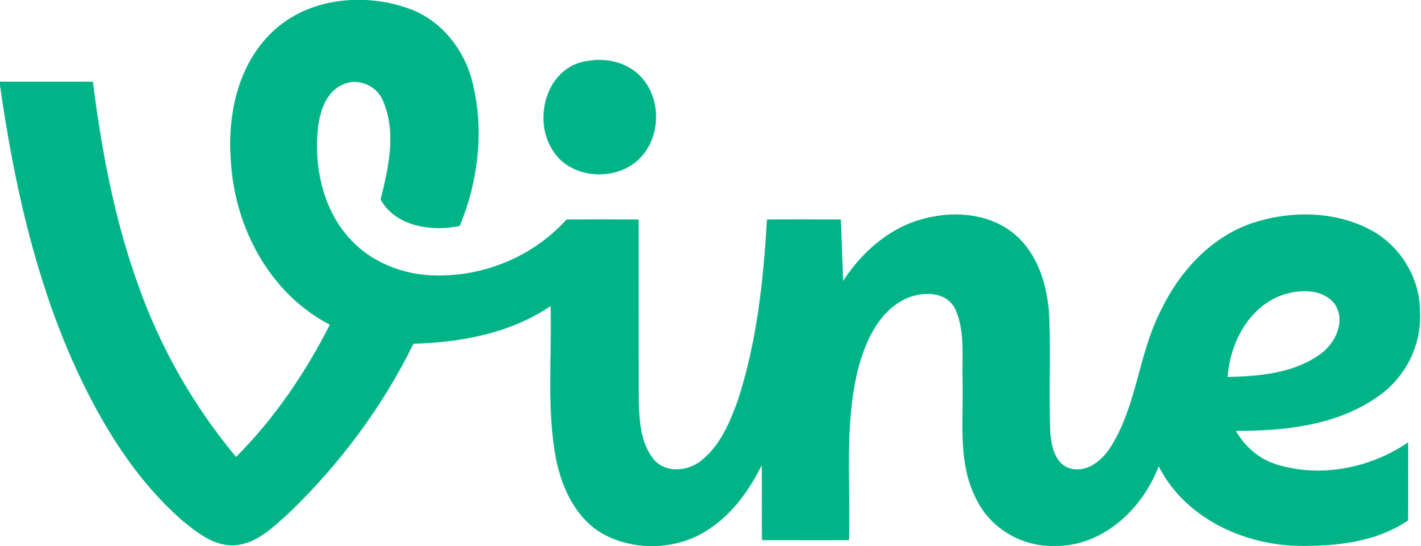 Vine Logo - File:Vine wordmark.svg - Wikimedia Commons