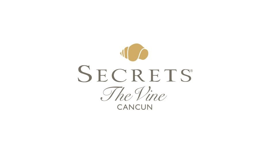 Vine Logo - Secrets The Vine Cancun Logo | AMResorts Media Download Site