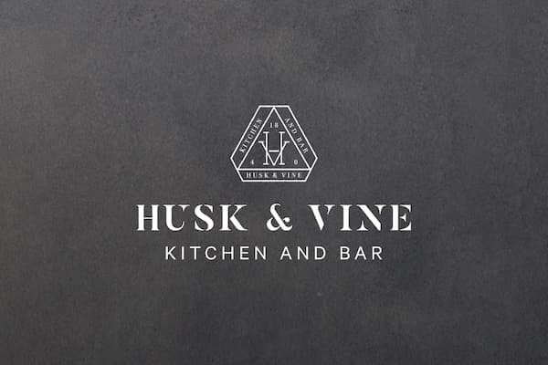 Vine Logo - Husk & Vine Logo - The Hunger Project Australia