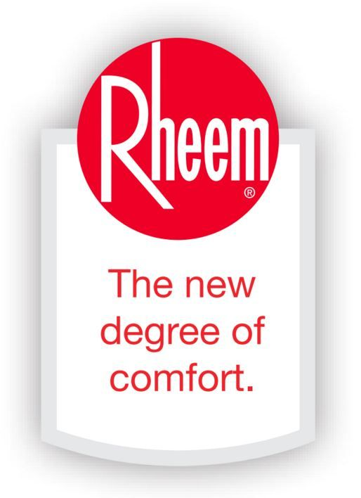 Rheem Logo - Heating and Air Conditioning | Rheem | B&J Refrigeration