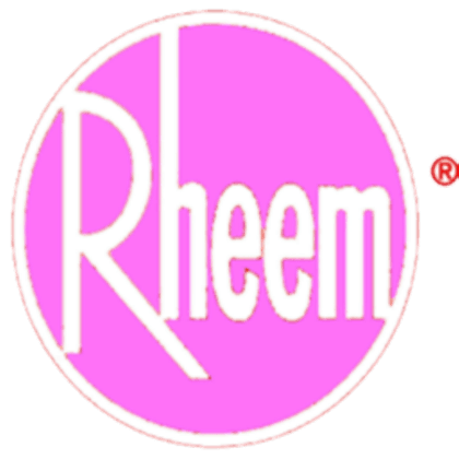 Rheem Logo - Rheem Logo *Pink for Cancer* - Roblox
