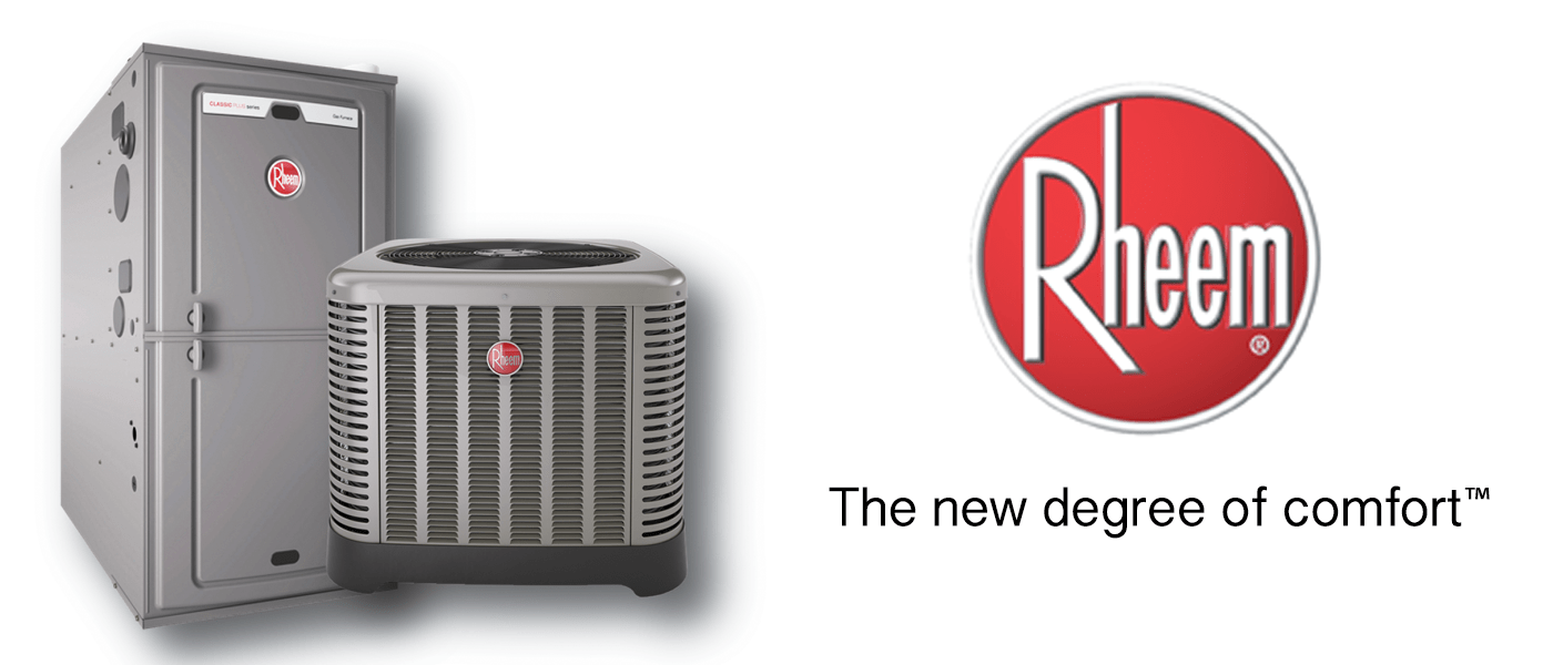 Rheem Logo - Rheem-logo-with-HVAC - Adam's Air