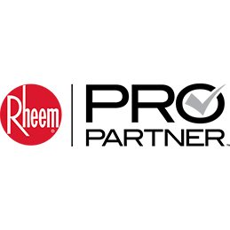 Rheem Logo - Professional Air Conditioning & Furnace Repair Services in Austin, TX