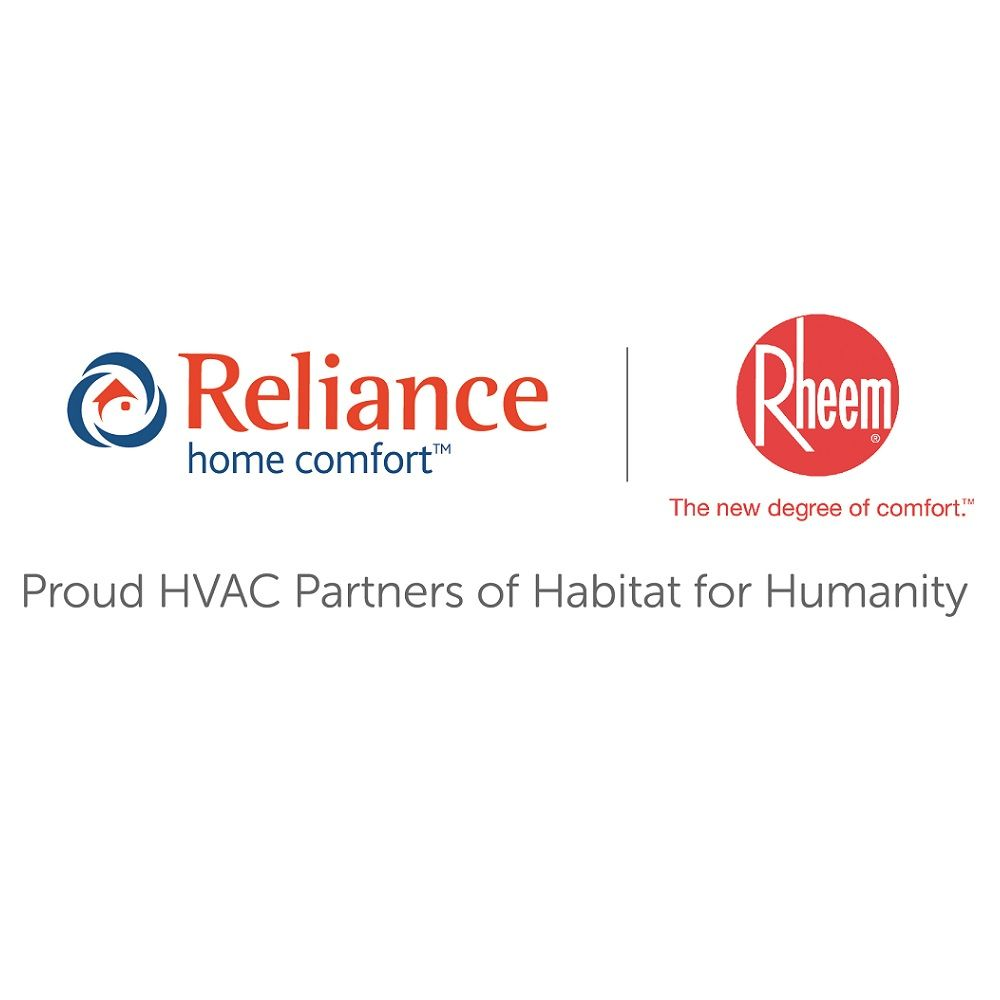 Rheem Logo - 20 & 22 Forbes Build Partners - Habitat for Humanity