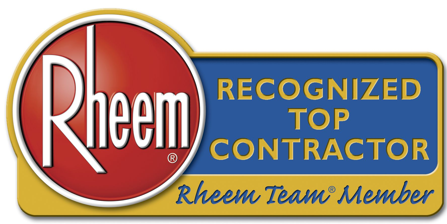 Rheem Logo - Rheem Prestige Series - Air Conditioning Service, AC Repair ...