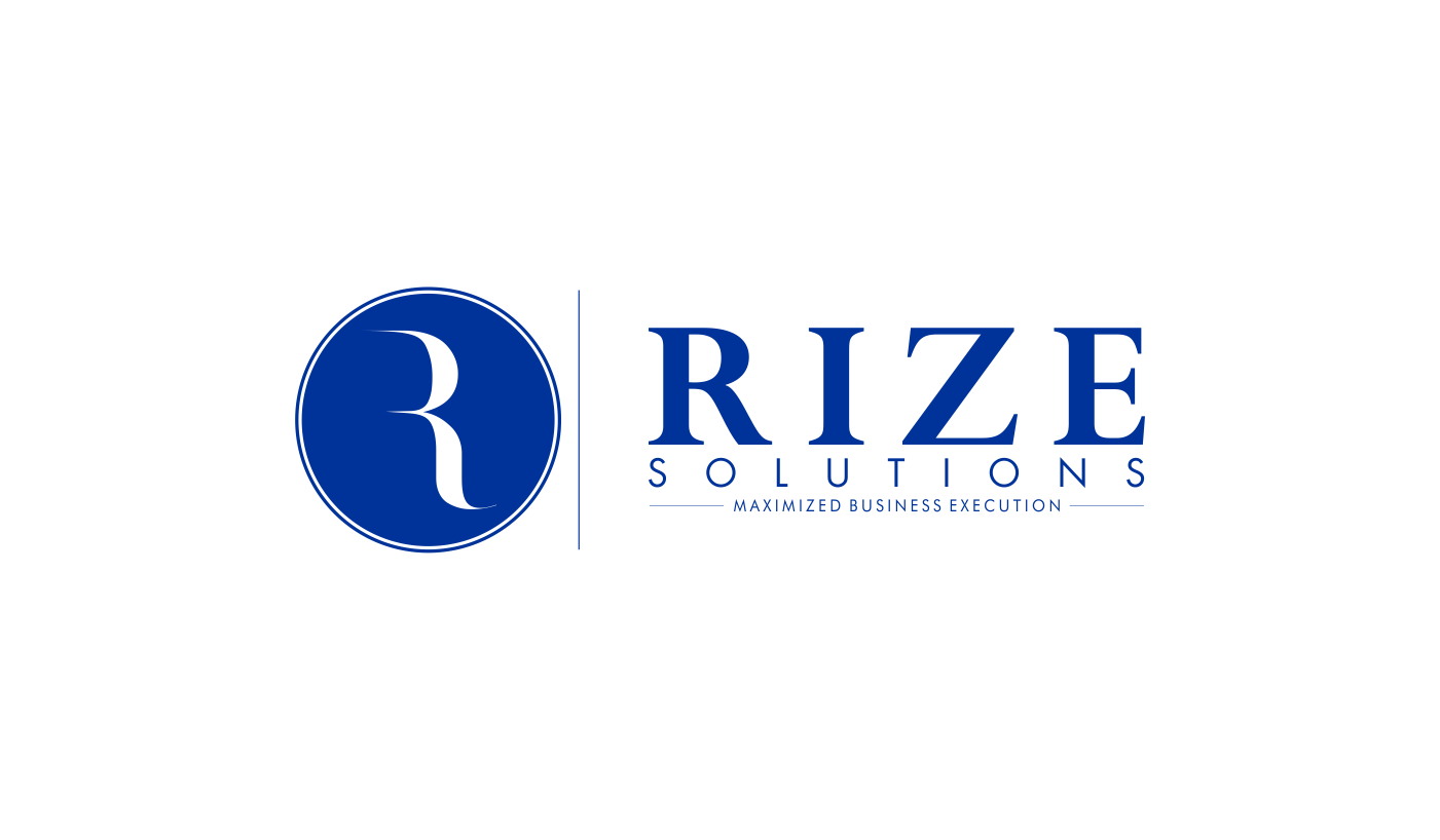 Business Communication Logo - Professional, Masculine, Wireless Communication Logo Design for Rize ...