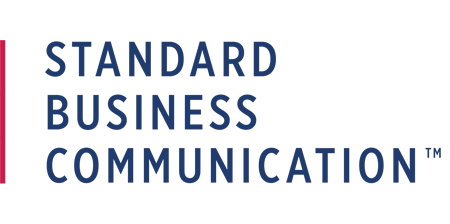 Business Communication Logo - Standard Business Communication | Standard Business Communication