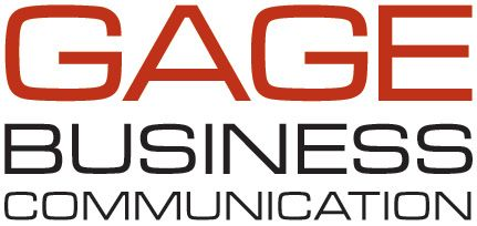 Business Communication Logo - Gage Business Communication ~ Marketing Company Barrie ~ Advertising