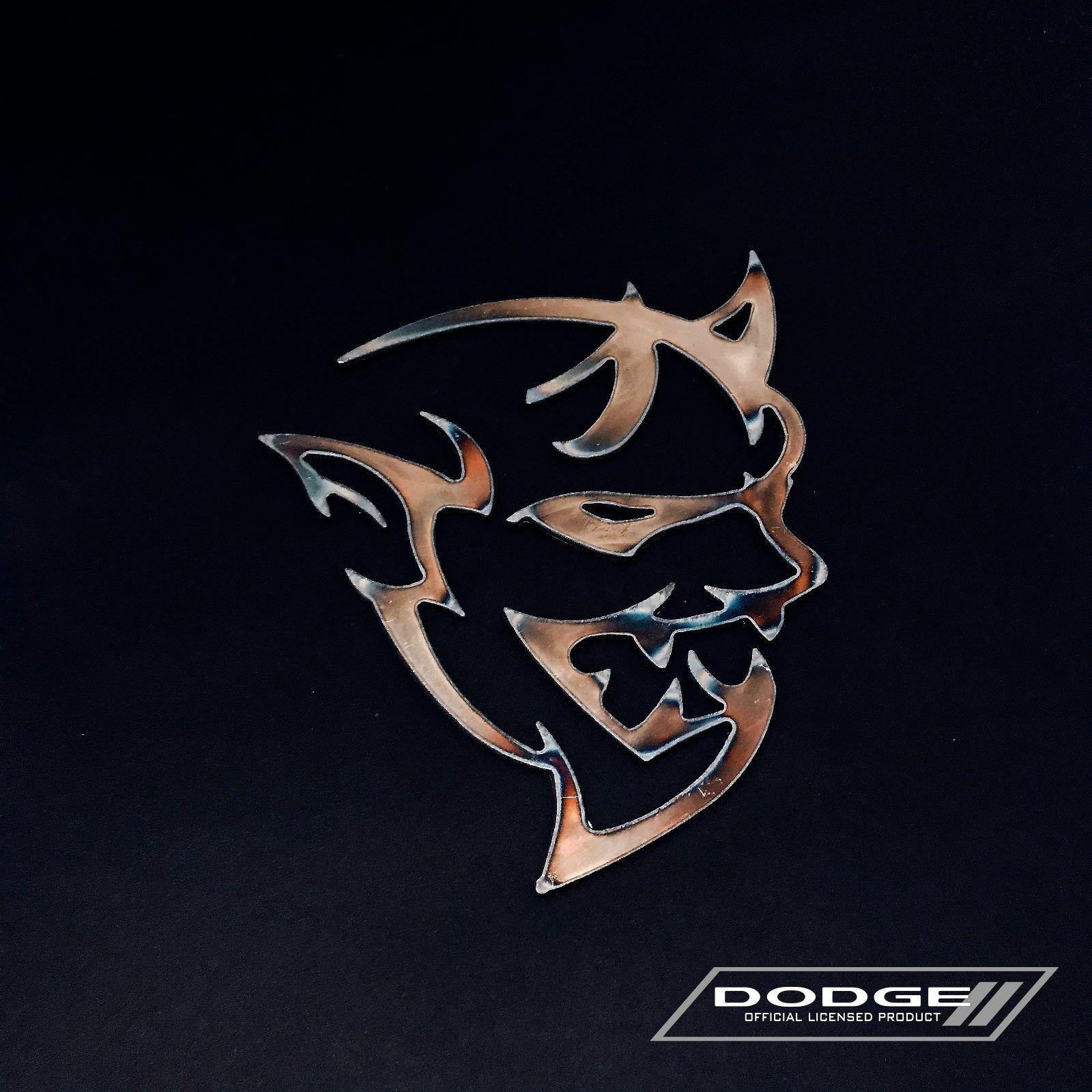 Dodge Demon Logo Logodix