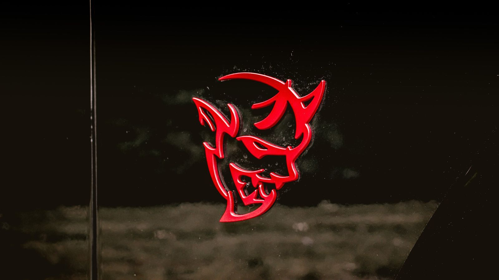 Dodge Demon Logo Logodix