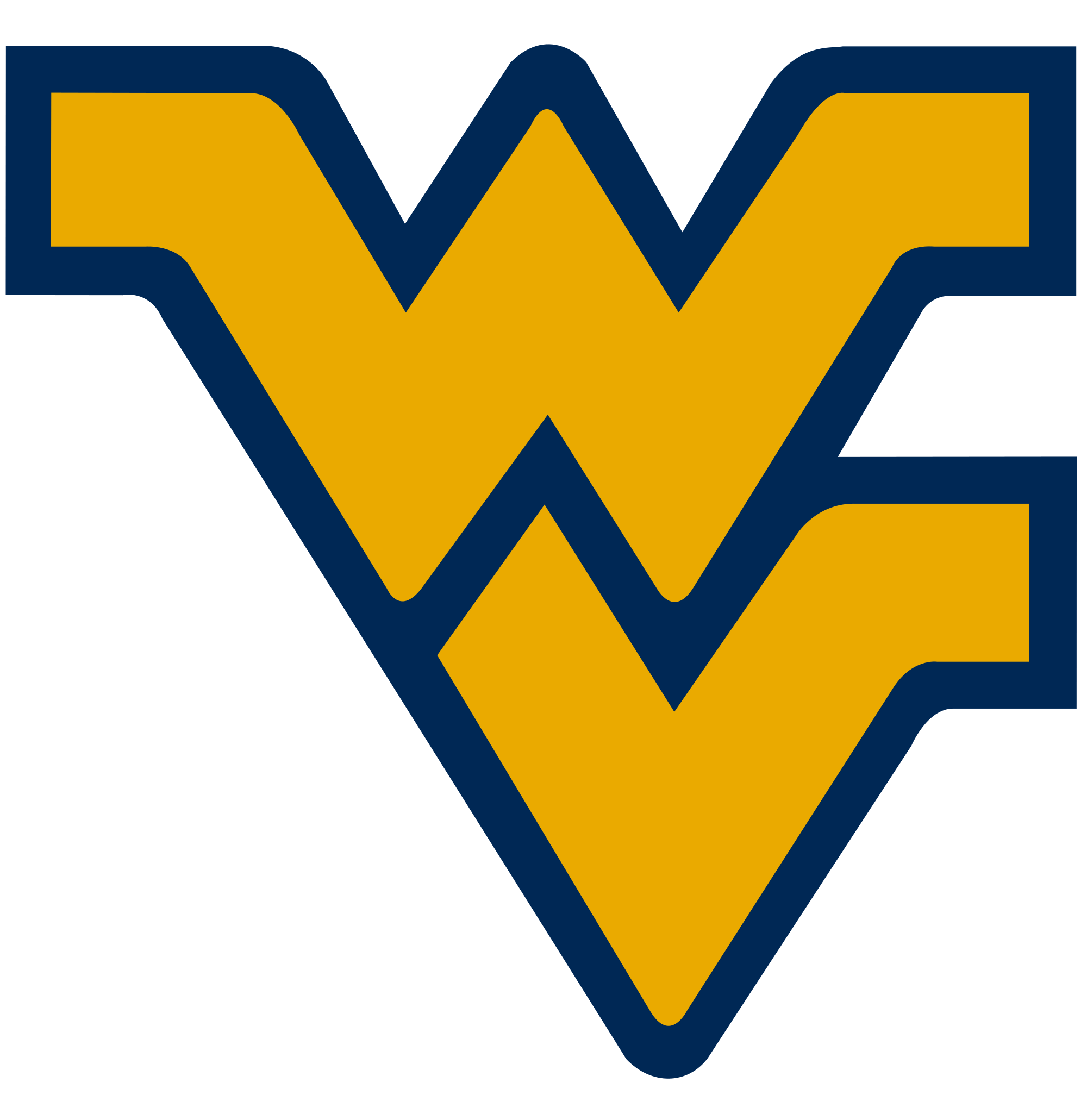 West Virginia University Logo - File:West Virginia Mountaineers logo.svg - Wikimedia Commons