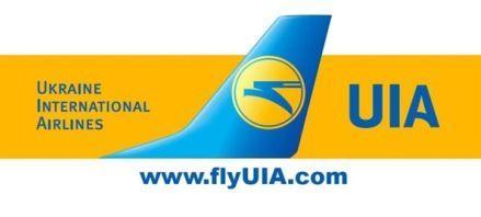 "Resultado de imagen para UIA Ukraine Airlines logo"""