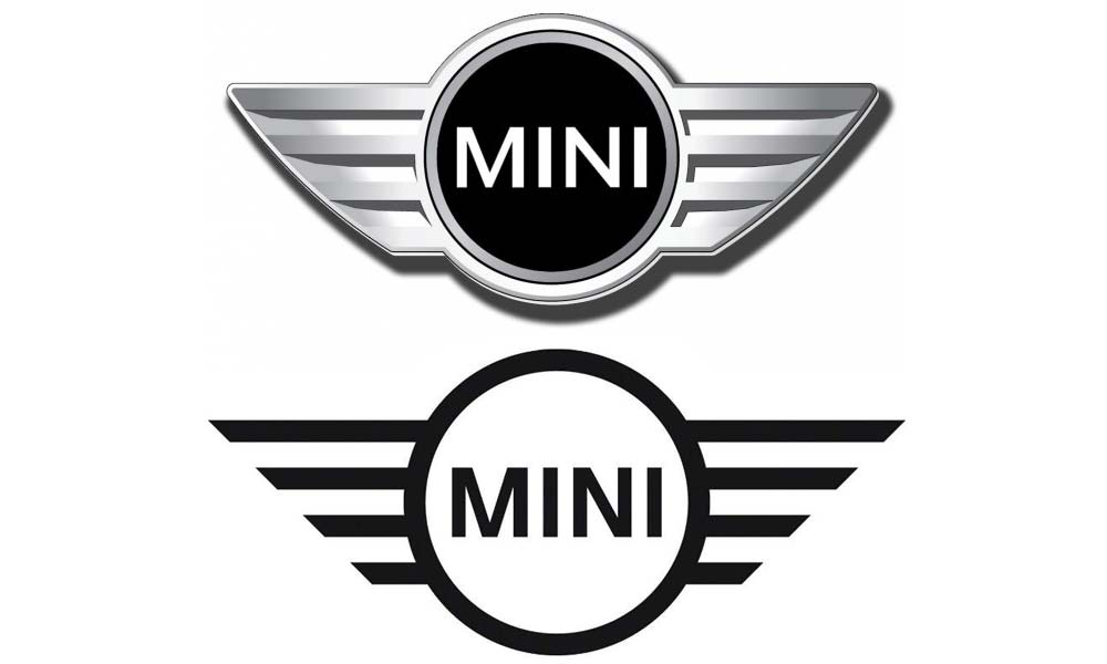 Mini Logo - MINI Rolls out a New Logo for 60th Anniversary in 2018