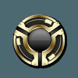 Cool Chrome Logo Logodix