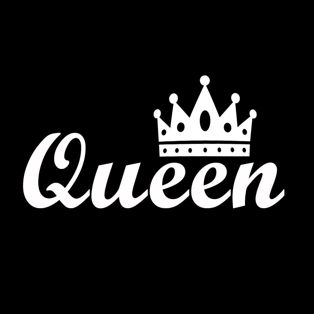 0b239e6979 King and Queen Crown Logo - Stubborne King and Queen Crown Couple T-Shirt  Combo